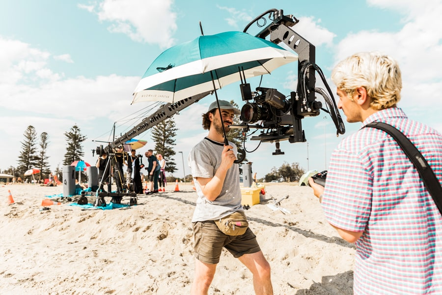 Enamoured Iris - Why your video production company needs insurance